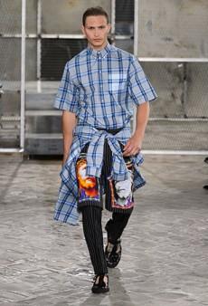 Givenchy Men's Spring 2016 Runway