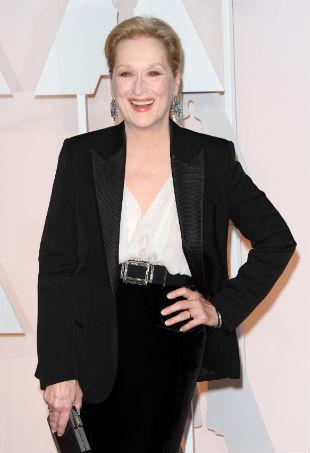 Meryl Streep ERA