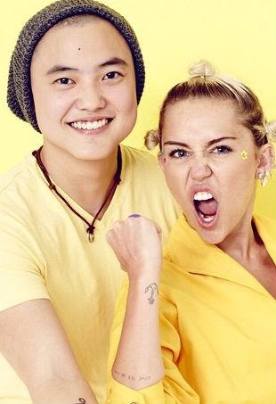 Miley Cyrus #Instapride