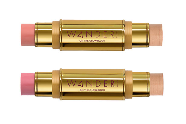 Wander Beauty On-the-Glow Blush & Illuminator Duo Stick, $35 each at QVC