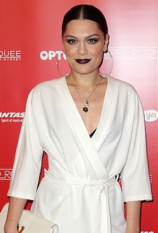 Jessie J Hangs with the Locals at Nova's Red Room Global Tour In Sydney