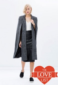 Winter Capes: The Love List