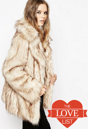 faux-fur coats