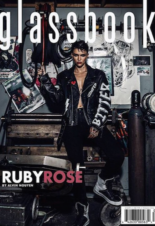 Ruby Rose Glassbook cover
