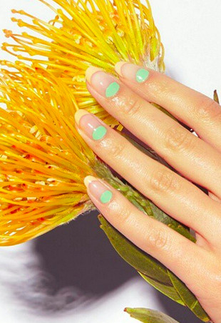 51 Cool And Easy Nail Designs That Anyone Can Pull Off Thefashionspot
