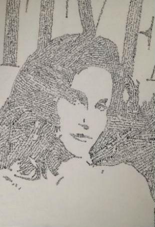 caitlyn jenner artwork