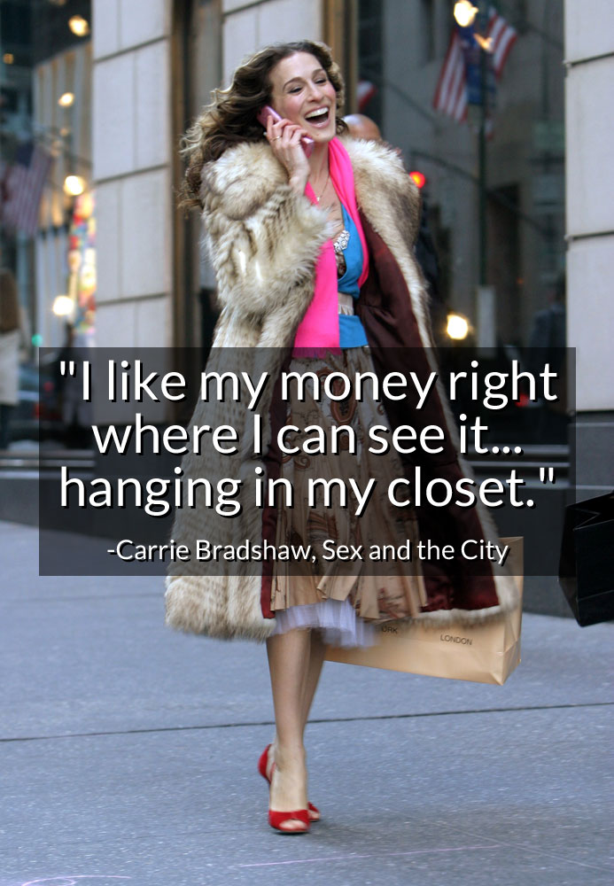 The 101 Best Fashion Quotes - theFashionSpot