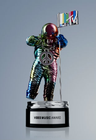 MTV Jeremy Scott Moon Man