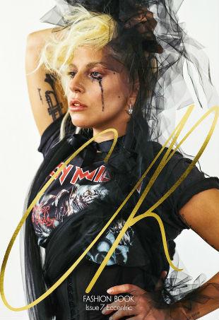 Lady Gaga CR Fashion Book