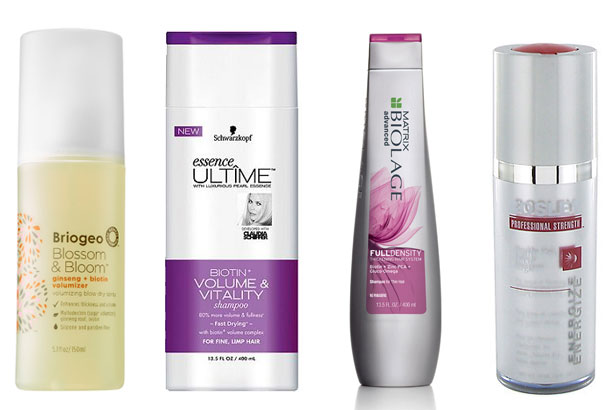 topical products with biotin benefits
