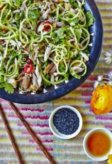 10 Mouthwatering Spiralized Dinner Ideas