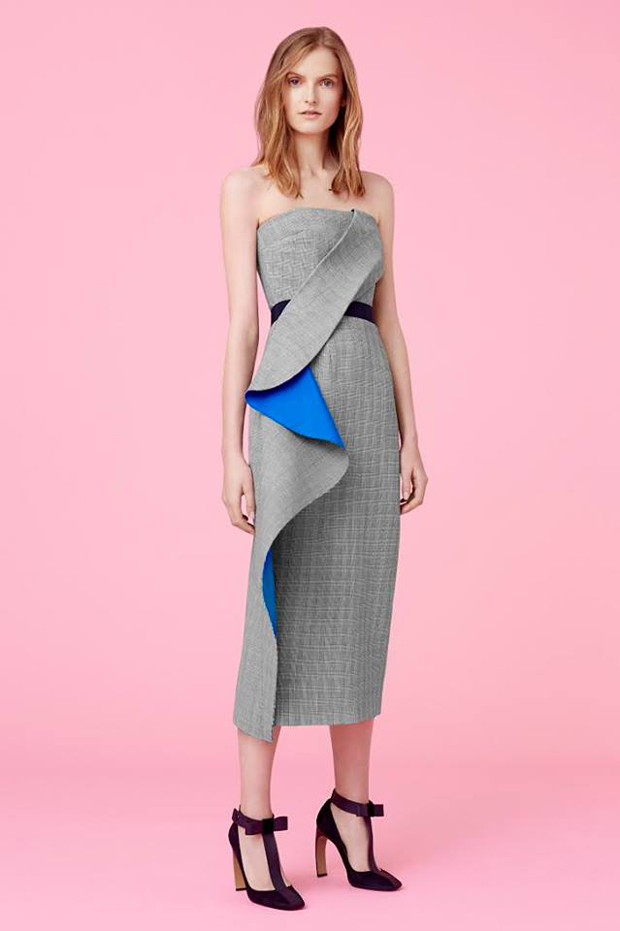 85a9796ac46 Roksanda Ilincic Celebrates 10 Years with 10 Iconic Dresses ...