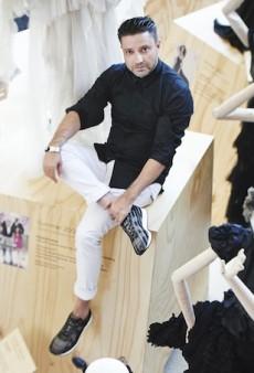Meet Aurelio Costarella: The Man Behind Sam Frost's Glamourous Bachelorette Gowns