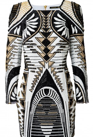 Balmain H&M Dress Price