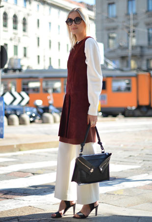 how to wear summer dresses in the fall