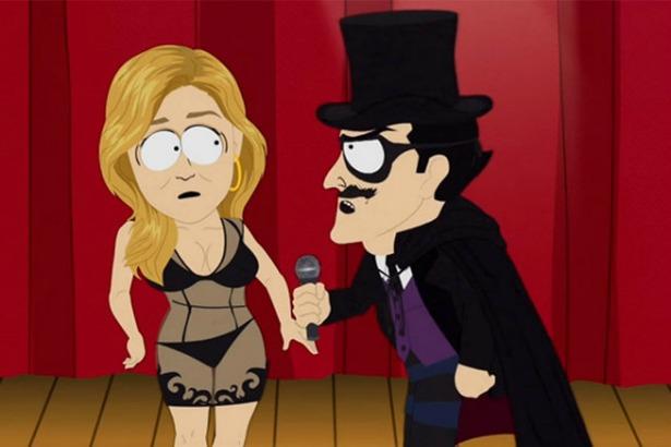 South Park Gigi Hadid