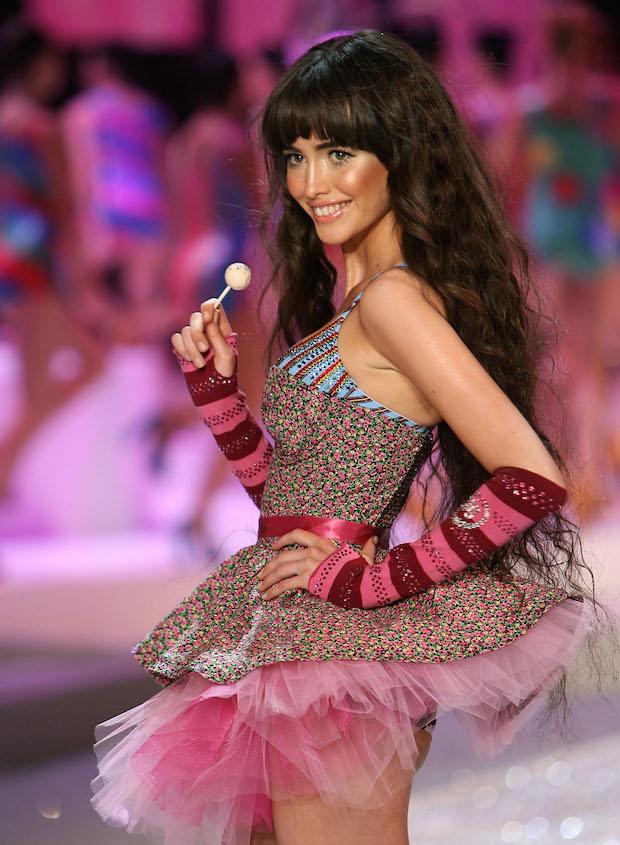 Victoria's Secret Sarah Stephens 2008