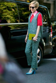 How to Pull Off Cropped Flares, Fall's Trickiest Trend