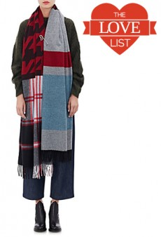 12 Oversized Scarves to Keep You Warm This Winter