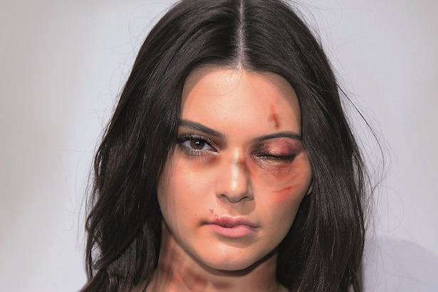 Kendall Jenner appears in domestic violence campaign