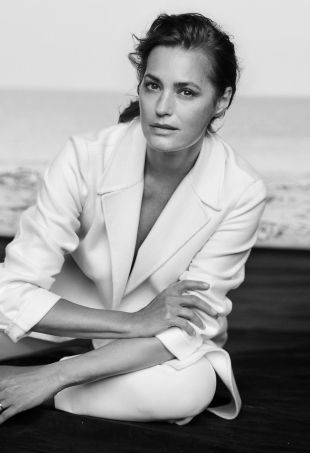 Armani New Normal S/S 2016 by Peter Lindbergh