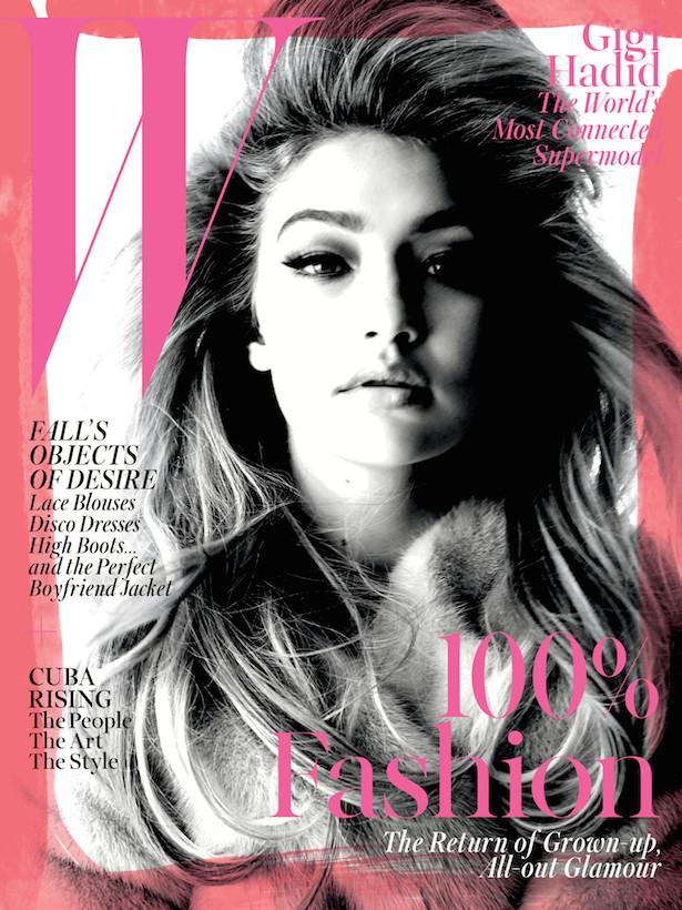 Image: W Magazine