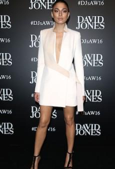 Red Carpet: David Jones Autumn 2016 Fashion Launch