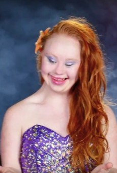 Watch: Madeline Stuart Takes On 6 Disney Princesses In New Fashion Shoot