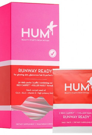 Hum Nutrition Runway Ready Supplements, $35