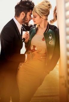 Gigi Hadid and Zayn Malik Make Out in Steamy Vogue Photo Shoot (Photos)