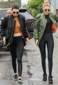 The Dos and Don'ts of Wearing Yoga Pants Around Town