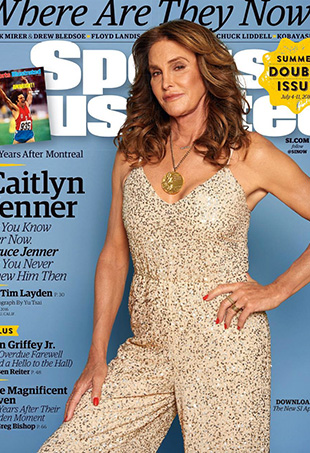 Caitlyn Jenner, Sport Illustrated's first transgender cover star, reflects on her life as an athlete, the state of transgender society and her legacy.