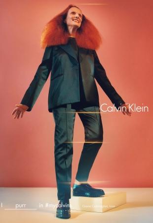 Calvin Klein F/W 2016.17 by Tyrone Lebon