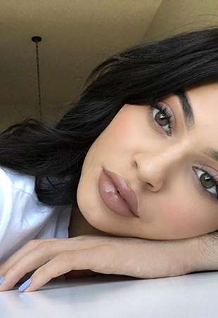 Kylie Jenner, cosmetics magnate.