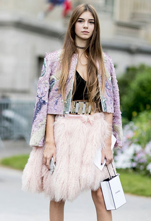c33503e232e7 63 Amazing Street Style Snaps From Paris Haute Couture Fashion Week Fall  2016
