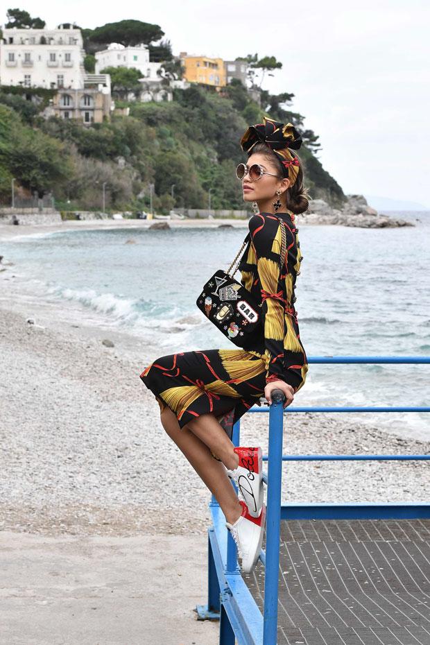 Images: Courtesy of Dolce&Gabbana