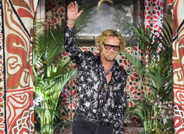 fa60050a47 Peter Dundas Leaves Roberto Cavalli as Creative Director ...
