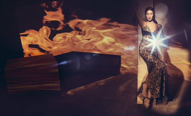 La Perla S/S 2017 : Kendall Jenner, Isabeli Fontana & Liu Wen by Steven Klein