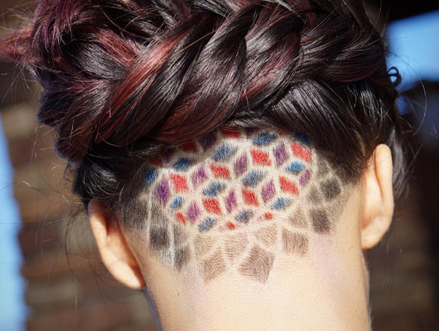 23 Undercut Hairstyles For Women That Are A Party In The
