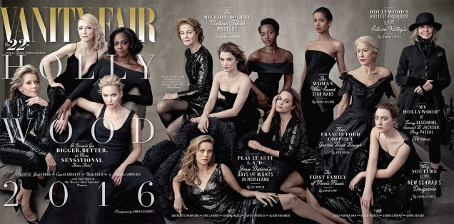 The 2016 Vanity Fair Hollywood Issue