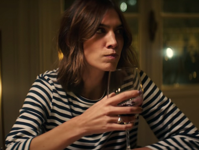 """California-based denim brand AG's spring 2017 campaign push comes to us by way of a hilarious short entitled """"When in Paris."""" Alexa Chung stars."""