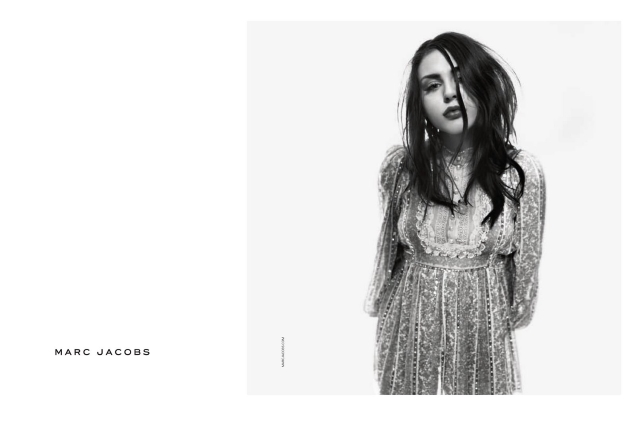 Marc Jacobs S/S 2017 : Frances Bean Cobain by David Sims