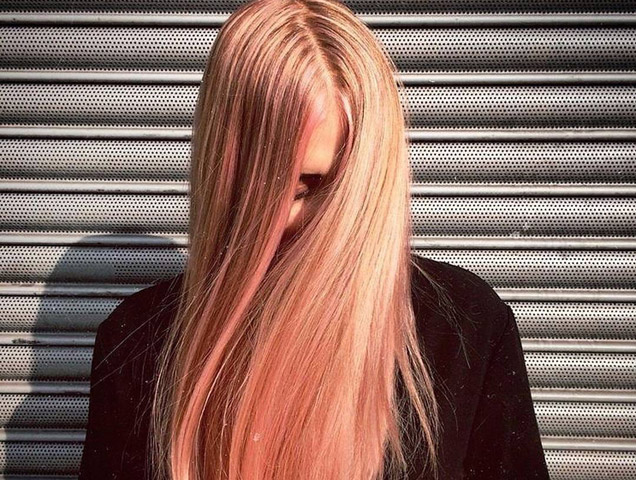 Can You Dye Carpet >> 16 Reasons Blorange Hair Color Trend Is the New Rose Gold ...