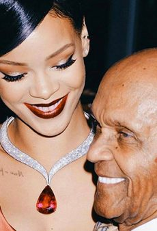 Perfect Human Being Rihanna Is Harvard's Humanitarian of the Year
