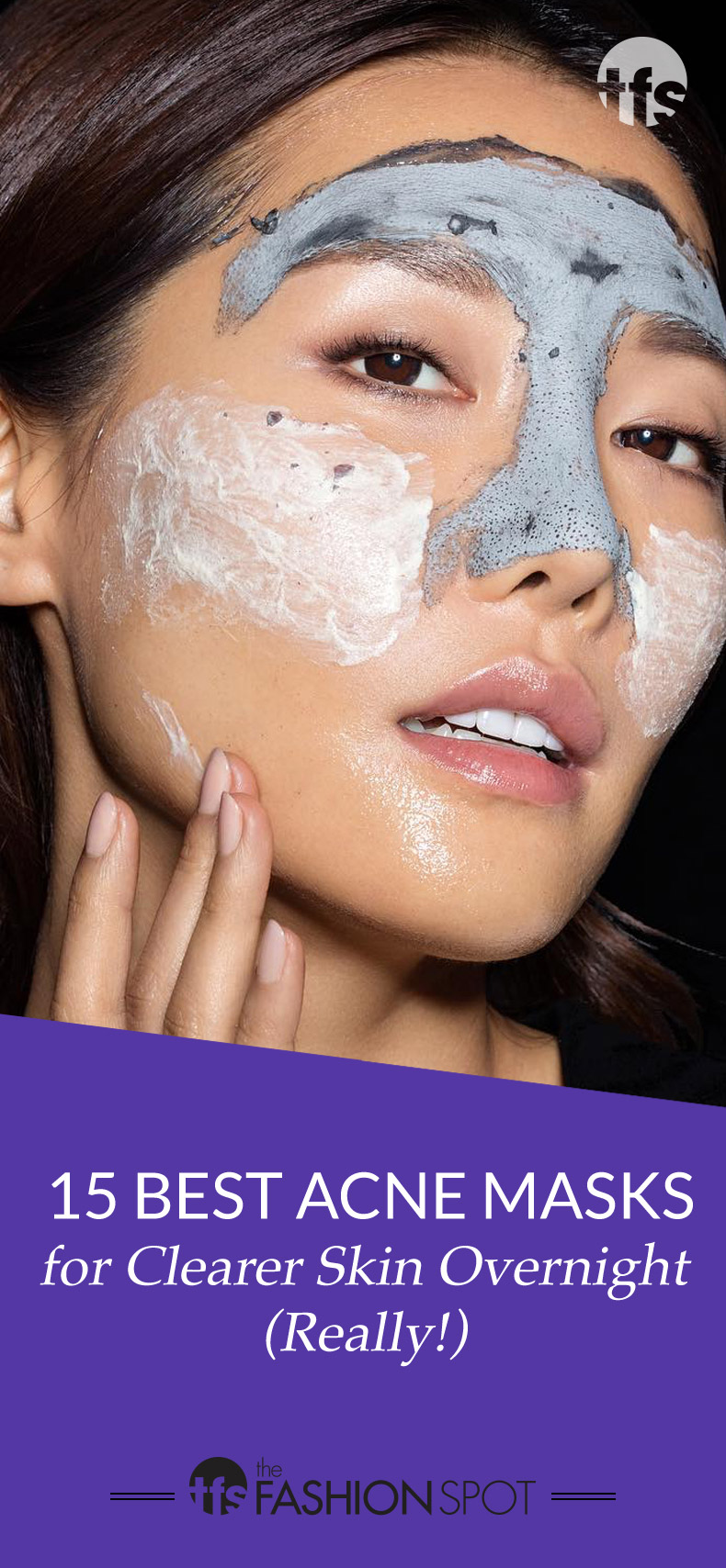 15 Best Acne Masks for Clearer Skin Overnight (Really!)