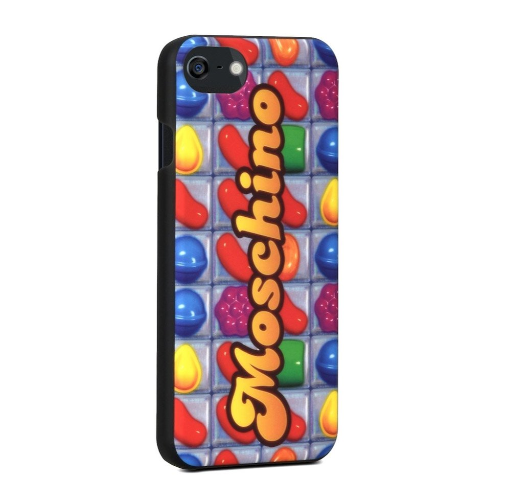 Moschino x Candy Crush iPhone 6s / iPhone 7 Case, $70 at Moschino.