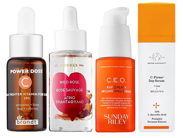 The Best Vitamin C Serums for Forever-Young Skin