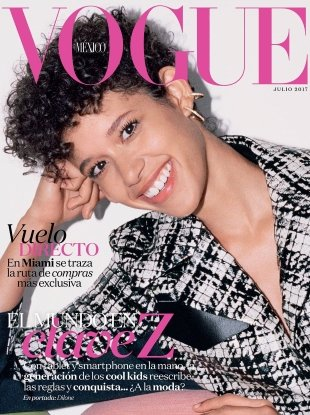 Vogue Mexico & Latin America July 2017 : Dilone by Katja Rahlwes