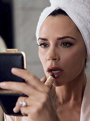 Victoria Beckham for Estée Lauder.