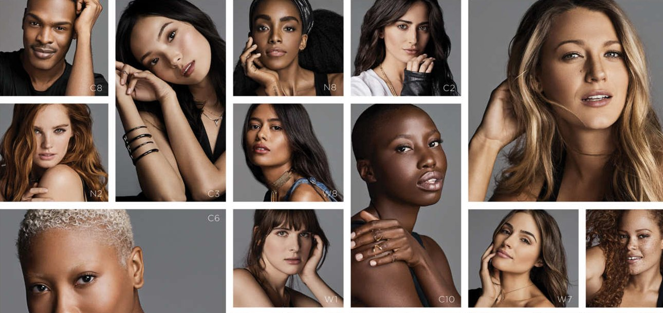 Beauty Fashion Business: Year In Review: Fashion And Beauty Diversity Gains 2017